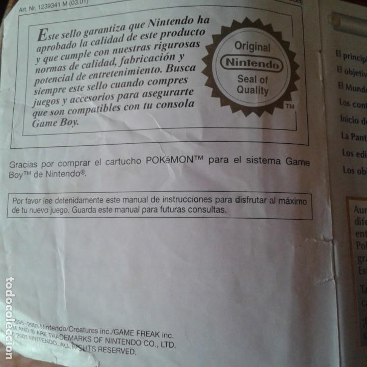 Videojuegos y Consolas: Lote 3 juegos Game Boy, lupa con luz y dos fundas - Foto 17 - 166961449