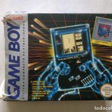 Videojuegos y Consolas: CAJA DE GAMEBOY. Lote 152722530
