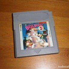Videojuegos y Consolas: NINTENDO GAMEBOY JUEGO BUGS BUNNY CRAZY CASTLE 2. Lote 167033056