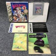 Videojuegos y Consolas: THE BUGS BUNNY CRAZY CASTLE 2 NINTENDO GAME BOY. Lote 167081082