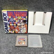 Videojuegos y Consolas: DR MARIO NINTENDO GAME BOY. Lote 167081090
