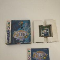Videojuegos y Consolas: ZELDA ORACLE OF AGES GAME BOY COLOR GAMEBOY. Lote 167177300