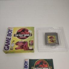 Videojuegos y Consolas: NO ORIGINAL JURASSIC PARK THE LOST WORLD GAME BOY GAMEBOY. Lote 167177325