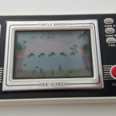 Videojuegos y Consolas: NINTENDO GAME & WATCH (TURTLE BRIDGE). Lote 167591150