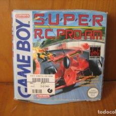 Videojuegos y Consolas: JUEGO GAME BOY. Lote 167739508