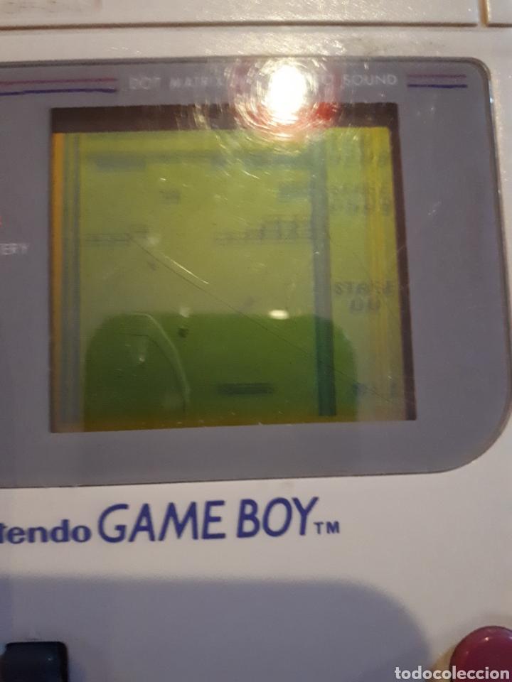 Videojuegos y Consolas: Consola game boy clásicc completa funcionando - Foto 2 - 168387885