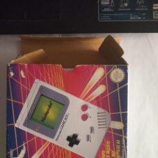 Videojuegos y Consolas: NINTENDO GAME BOY TM 1989 FUNCIONA. Lote 168500372