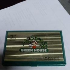 Videojuegos y Consolas: GAME WATCH NINTENDO GREEN HOUSE. Lote 169210233
