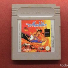 Videojuegos y Consolas: ALADDIN, NINTENDO GAME BOY, FUNCIONA. Lote 169969016
