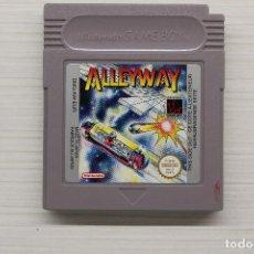 Videojuegos y Consolas: ALLEYWAY, NINTENDO GAME BOY, FUNCIONA. Lote 169979624