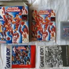 Videojuegos y Consolas: ALL STAR CHALLENGE GAMEBOY. Lote 170040701