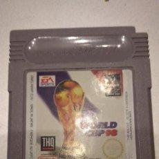 Videojuegos y Consolas: WORLD CUP 98. Lote 170117456