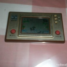 Videojuegos y Consolas: NINTENDO GAME WATCH PARACHUTE WIDE SCREEN - FUNCIONANDO. Lote 171256495