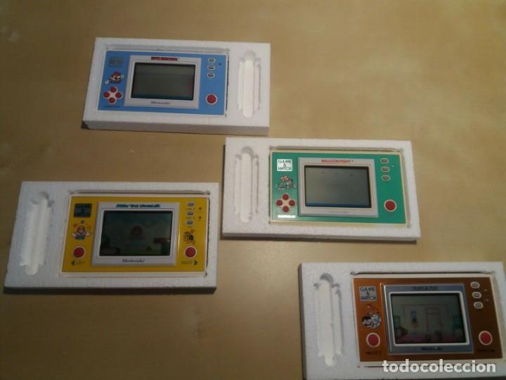 CORCHO GAME AND WATCH. WIDE SCREEN (Juguetes - Videojuegos y Consolas - Nintendo - GameBoy)