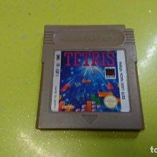Videojuegos y Consolas: JUEGO ORIGINAL NINTENDO GAME BOY, TETRIS. Lote 171733040