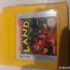 Videojuegos y Consolas: DONKEY KONG LAND GAMEBOY GB PAL NINTENDO. Lote 171817535