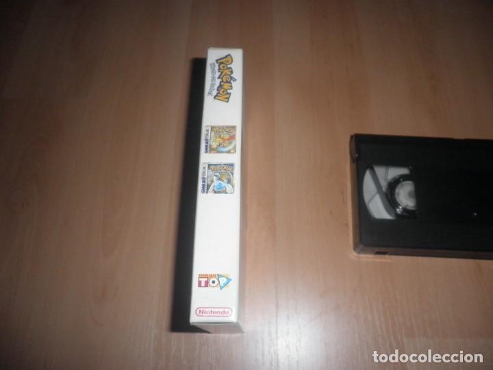VHS MEGA TOP NINTENDO GAME BOY POKEMON JOHTO (Juguetes - Videojuegos y Consolas - Nintendo - GameBoy)
