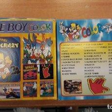 Videojuegos y Consolas: JUEGO GAME BOY COLOR. Lote 218060217