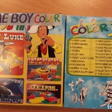 Videojuegos y Consolas: JUEGO GAME BOY COLOR. Lote 218060228