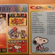 Videojuegos y Consolas: JUEGO GAME BOY COLOR. Lote 218060198