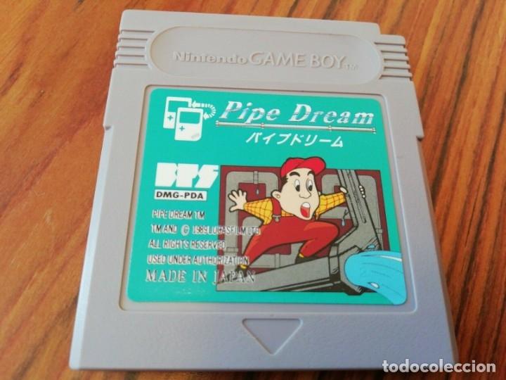 PIPE DREAM. NINTENDO. GAME BOY. ED. JAPAN (Juguetes - Videojuegos y Consolas - Nintendo - GameBoy)