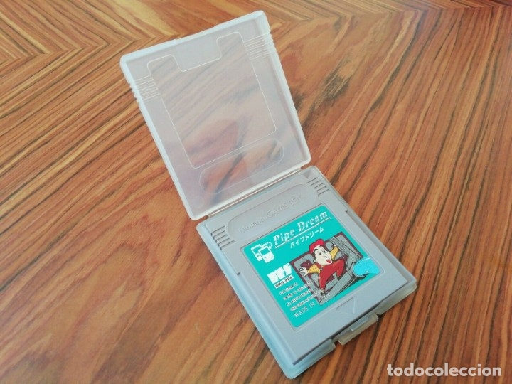 Videojuegos y Consolas: Pipe Dream. Nintendo. Game Boy. Ed. Japan - Foto 2 - 172661967