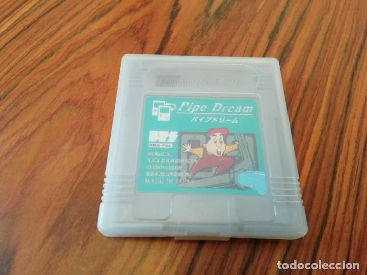 Videojuegos y Consolas: Pipe Dream. Nintendo. Game Boy. Ed. Japan - Foto 3 - 172661967