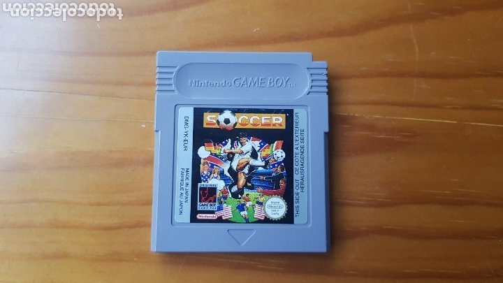 Videojuegos y Consolas: JUEGO SOCCER NINTENDO GAME BOY - Foto 3 - 172729315