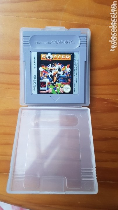 JUEGO SOCCER NINTENDO GAME BOY (Juguetes - Videojuegos y Consolas - Nintendo - GameBoy)