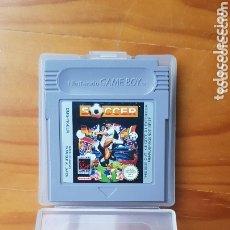 Videojuegos y Consolas: JUEGO SOCCER NINTENDO GAME BOY. Lote 172729315