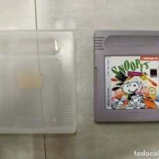Videojuegos y Consolas: SNOOPY'S MAGIC SHOW - GAME BOY GAMEBOY GB - PAL. Lote 172825242