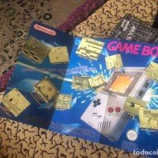 Videojuegos y Consolas: MANUAL DE INSTRUCCIONES GAME BOY. Lote 172881034