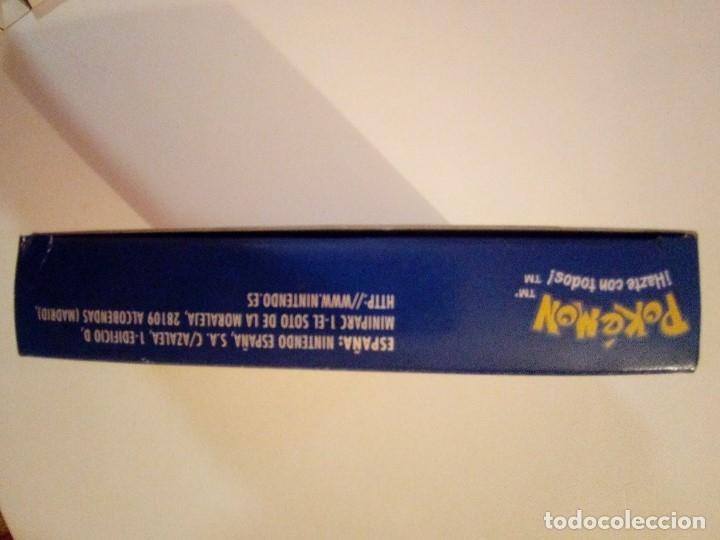 Videojuegos y Consolas: JUEGO GAME BOY-POKEMON EDICION AZUL-FALTAN LAS INSTRUCCIONES - Foto 4 - 173191049