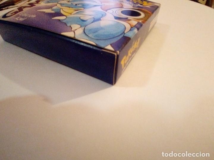 Videojuegos y Consolas: JUEGO GAME BOY-POKEMON EDICION AZUL-FALTAN LAS INSTRUCCIONES - Foto 6 - 173191049