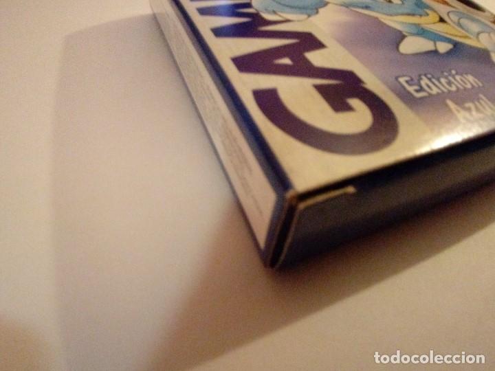 Videojuegos y Consolas: JUEGO GAME BOY-POKEMON EDICION AZUL-FALTAN LAS INSTRUCCIONES - Foto 9 - 173191049