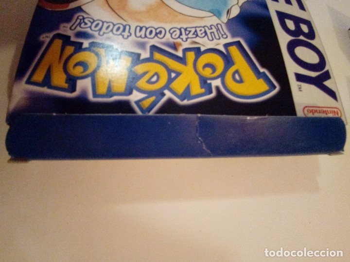 Videojuegos y Consolas: JUEGO GAME BOY-POKEMON EDICION AZUL-FALTAN LAS INSTRUCCIONES - Foto 14 - 173191049