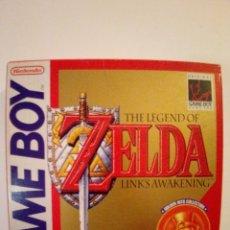 Videojuegos y Consolas: JUEGO GAME BOY-THE LEGEND OF ZELDA LINK S AWAKENING-COMPLETO PAL-CAJA PERFECTA. Lote 173208155