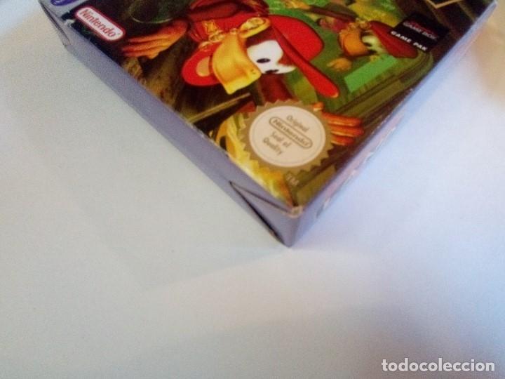 Videojuegos y Consolas: CAJA DE JUEGO GAME BOY-DONKEY KONG LAND 2-PALCON INSTRUCCIONES - Foto 14 - 173431737