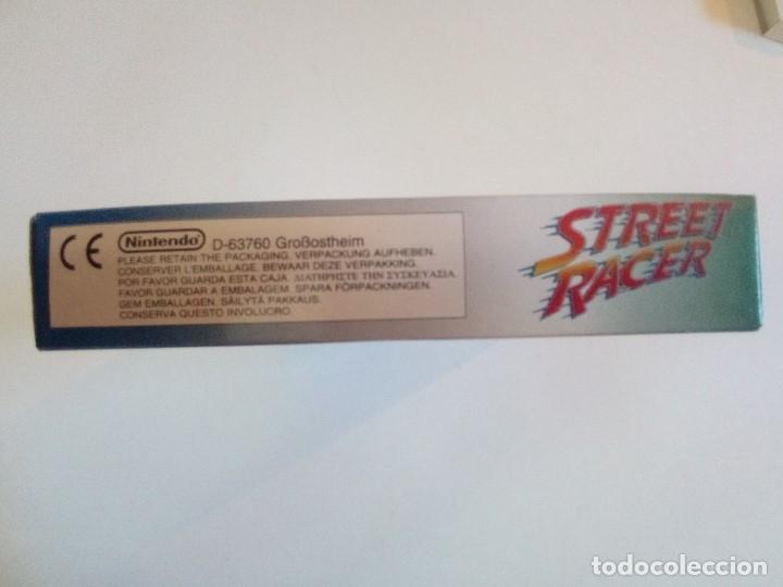 Videojuegos y Consolas: CAJA DE JUEGO GAME BOY-STREET RACER-PALCON INSTRUCCIONES-MUY BUEN ESTADO - Foto 6 - 173431805