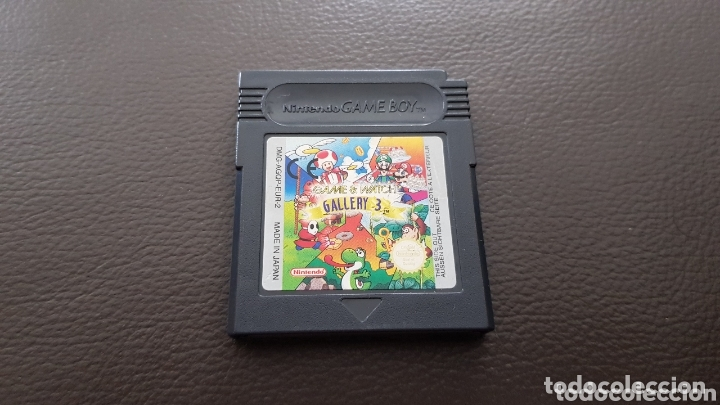 JUEGO NINTENDO GAME BOY GALLERY 3 GAMEBOY (Juguetes - Videojuegos y Consolas - Nintendo - GameBoy)
