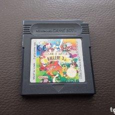 Videojuegos y Consolas: JUEGO NINTENDO GAME BOY GALLERY 3 GAMEBOY. Lote 173571757