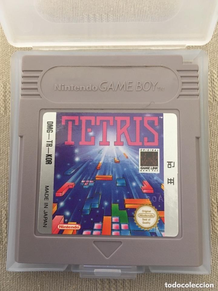 TETRIS GAMEBOY (Juguetes - Videojuegos y Consolas - Nintendo - GameBoy)