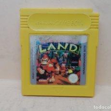 Videojuegos y Consolas: GAMEBOY DONKEY KONG LAND PAL. Lote 174480478