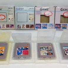Videojuegos y Consolas: LOTE DE JUEGOS PARA NINTENDO GAME BOY LEER. Lote 174667025