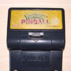 Videojuegos y Consolas: POKEMON PINBALL - JUEGO PARA GAME BOY. Lote 174964630