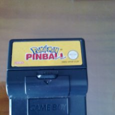 Videojuegos y Consolas: POKEMON EDICION PINBALL. Lote 175288619