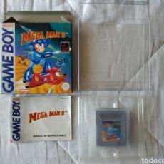Videojuegos y Consolas: MEGAMAN MEGA MAN II GAMEBOY. Lote 175550338