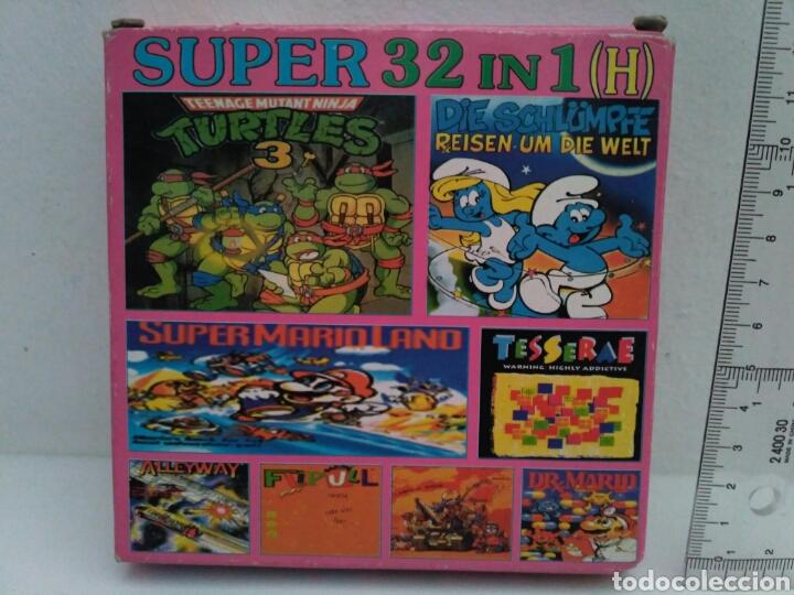 JUEGO PARA GAME BOY SUPER 32 IN 1 (Juguetes - Videojuegos y Consolas - Nintendo - GameBoy)