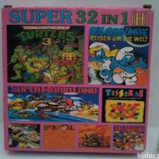 Videojuegos y Consolas: JUEGO PARA GAME BOY SUPER 32 IN 1. Lote 175629165