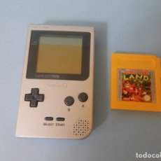 Videojuegos y Consolas: GAME BOY POCKET. Lote 175696585